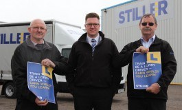 Stiller launches innovative 'earn while you learn' scheme for new drivers