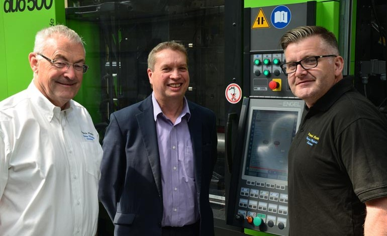 £500k investment boosts Aycliffe injection moulding firm
