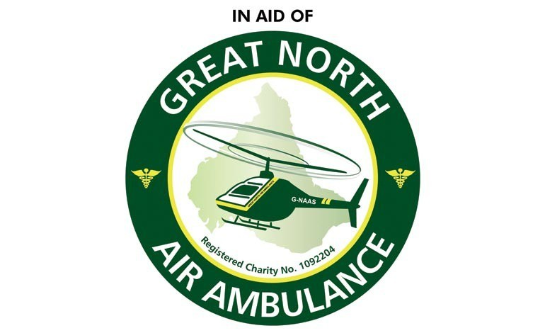 Newton Aycliffe Cricket Club supports Great North Air Ambulance