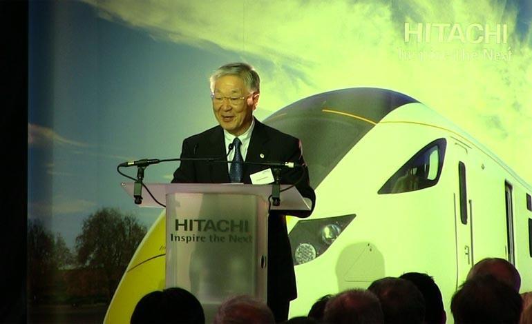 Hitachi chairman: Brexit will lead to job losses