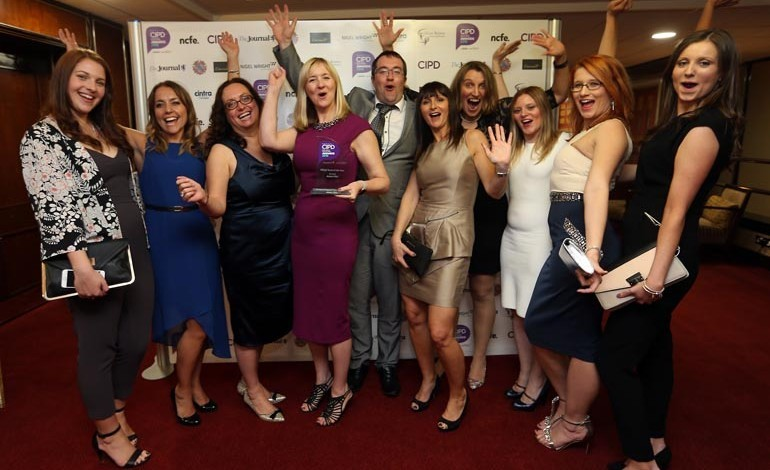 Hitachi's Aycliffe recruitment drive wins regional award