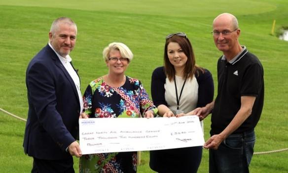 Phil Joss memorial day raises £3,280