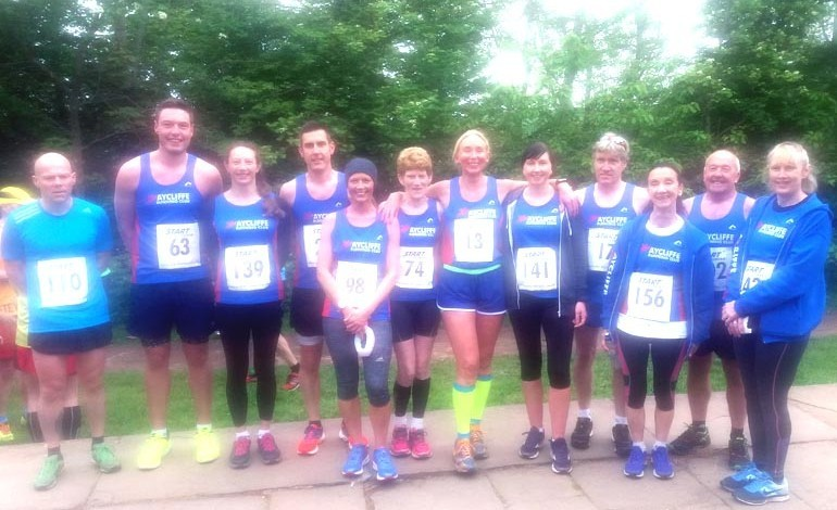 Aycliffe runners enjoy race success