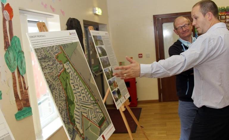 Public consultation over 450-home Woodham Burn development