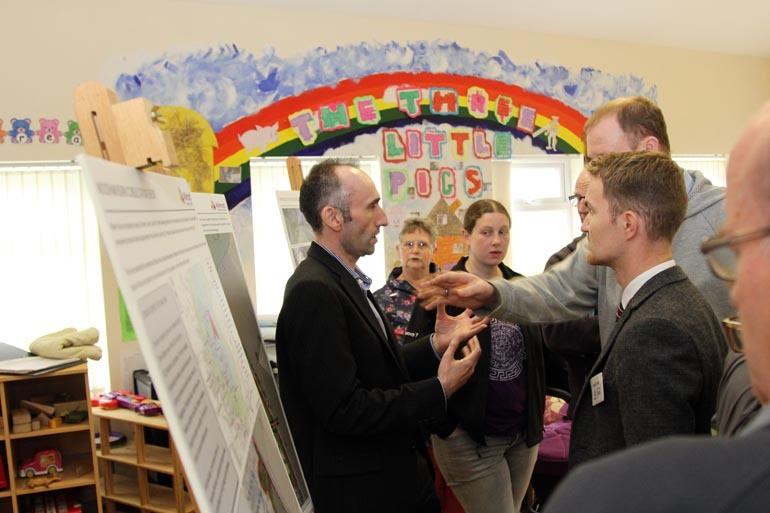 Woodham Burn public consultation 2