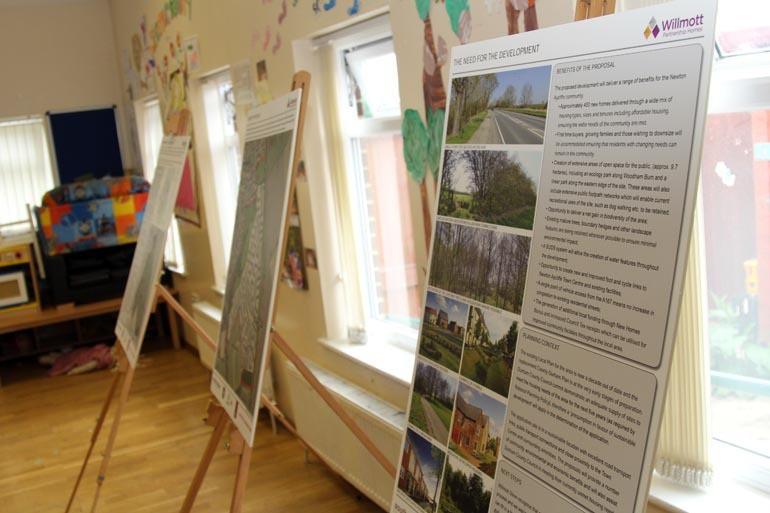 Woodham Burn public consultation 3
