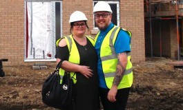 A new chapter for new Aycliffe family