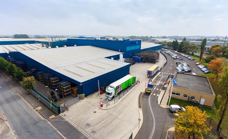 Gestamp site sold for £11.5m