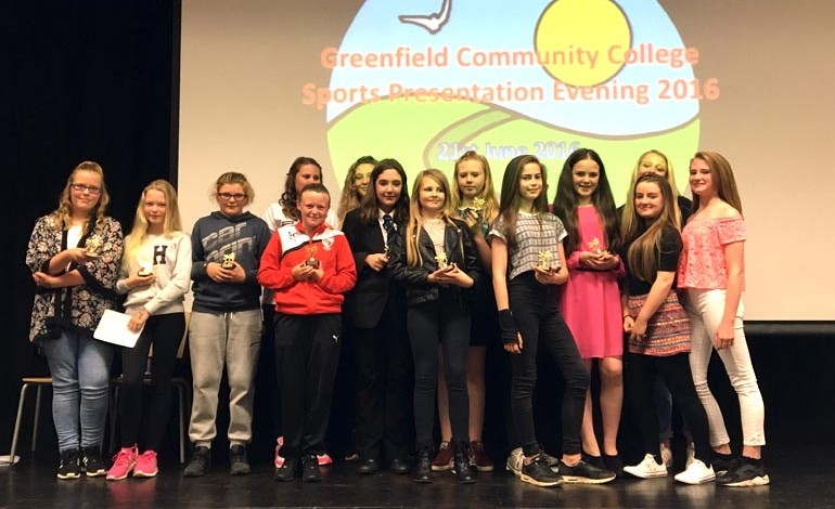 Celebration of sporting success