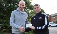 Bloodwise fund boosted by football club