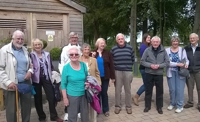 Residents enjoy Wynyard Gardens day out