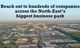 Reach out to hundreds of firms across Aycliffe Business Park