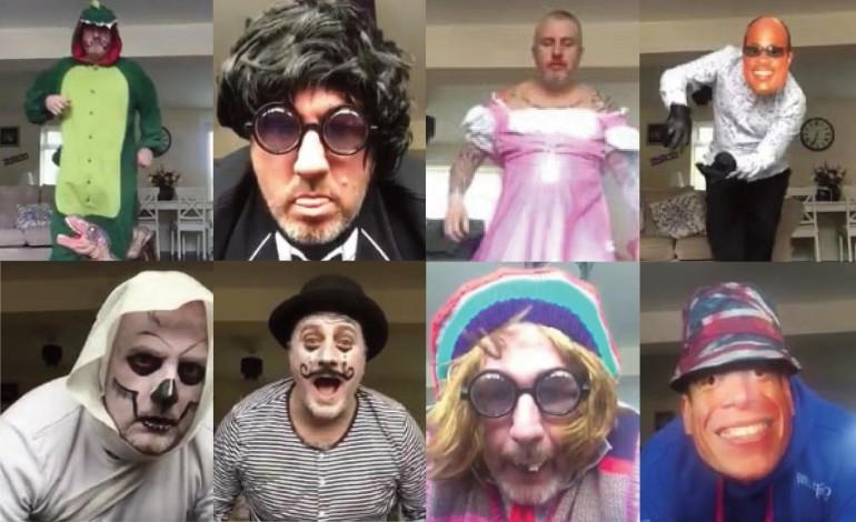 The many faces of madcap music-lover Tony Norton