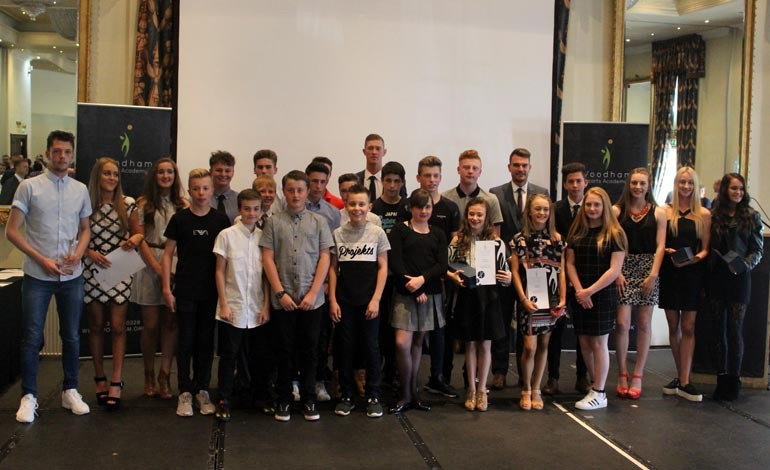 PICTURES: Woodham Sports Academy presentation
