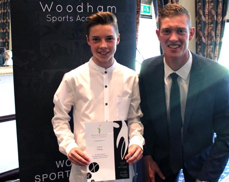 woodham academy sports presentation 5