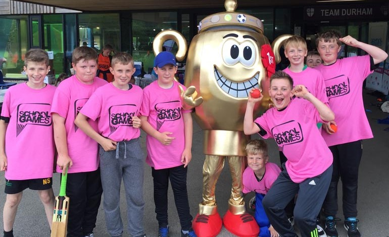 Aycliffe students in County games finals