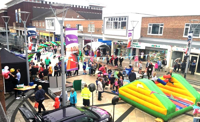 Pictures: Town Centre Family Fun Day