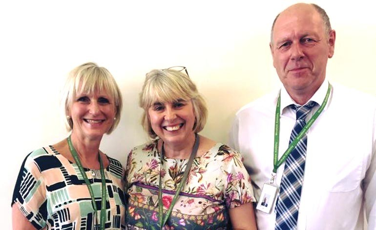 Aycliffe teachers retire after 86 years between them