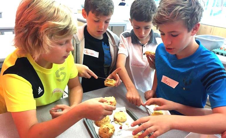 Aycliffe students enjoy summer school