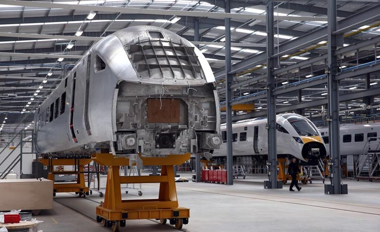 Hitachi Rail Europe has confirmed 're-sizing' of factory – 250 jobs to go