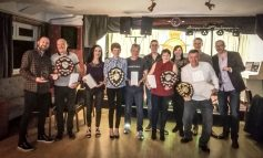 Aycliffe runners recognised at annual awards night