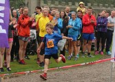 Caleb, 8, finishes 4th in Auckland Castle race