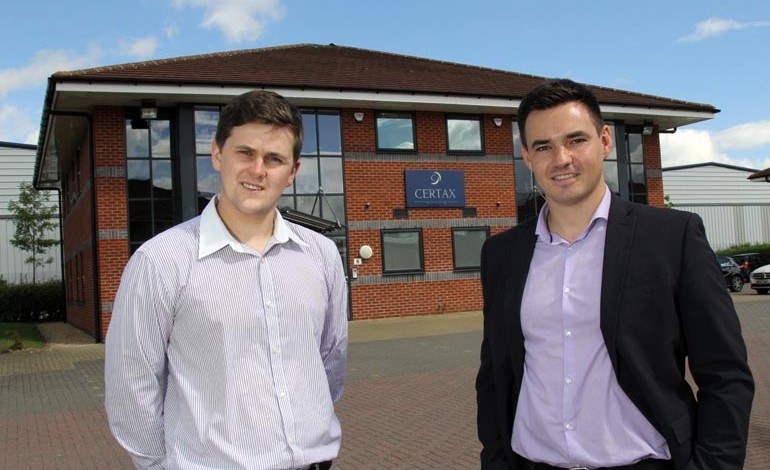 Accountants take on eight new staff after acquiring new premises