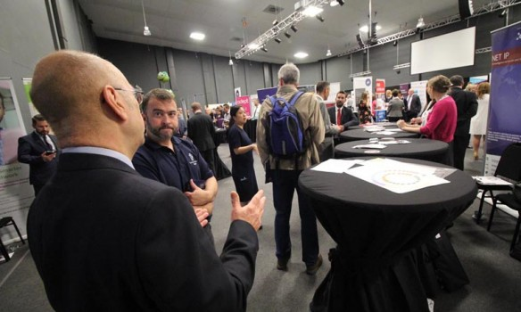 Businesses gather for Aycliffe exchange event