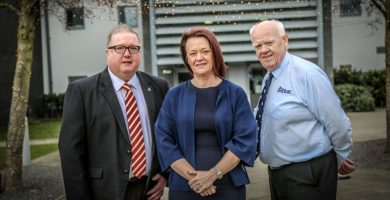 Business leaders team up to offer critical advice to small businesses