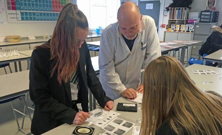 Greenfield students celebrate British Science Week
