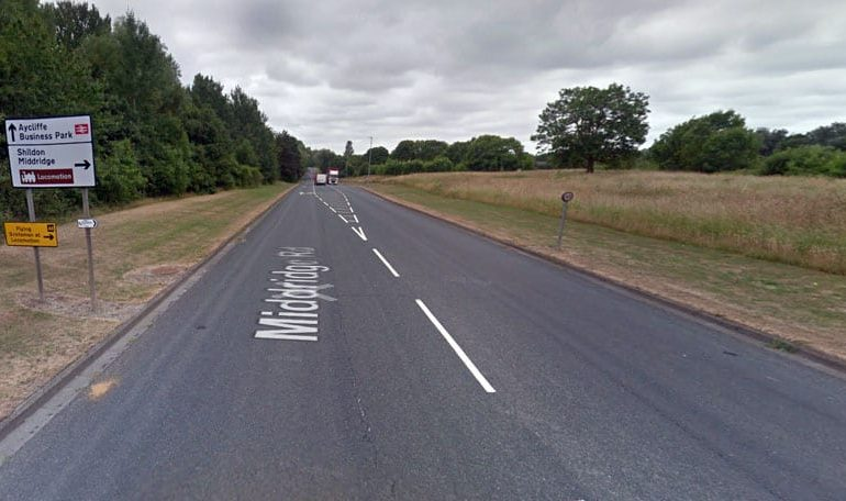 Aycliffe motorists to face six-week road closure headache