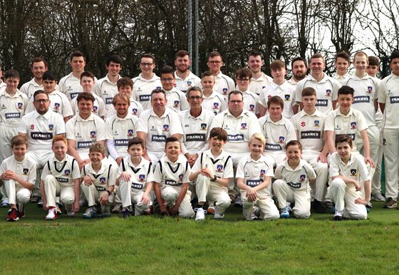Aycliffe Cricket Club pad up for 2018 season
