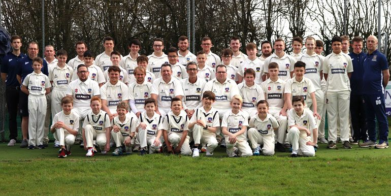 Aycliffe Cricket Club pad up for 2018 season