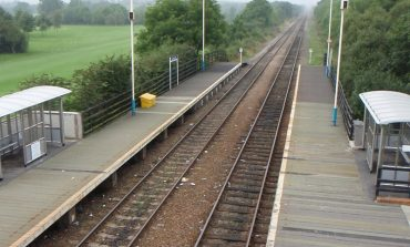 Aycliffe railway line walking and cycling route part of Levelling Up Fund bid