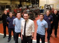 Student numbers up after £150k investment by Aycliffe training provider