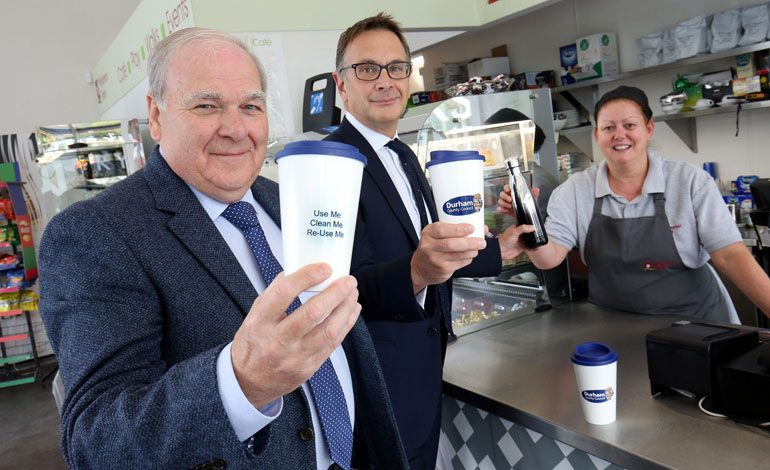County Durham's fight against unnecessary single use plastics