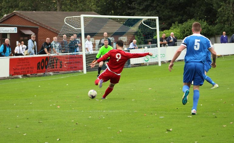 Aycliffe up to third in table