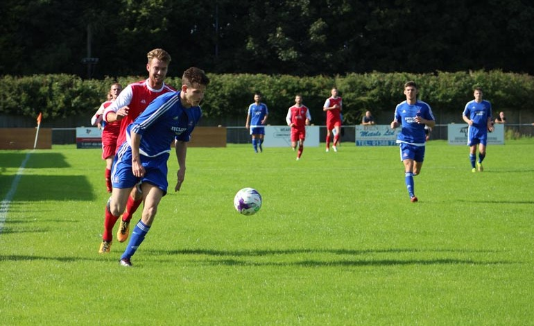 Aycliffe edged out in seven-goal thriller