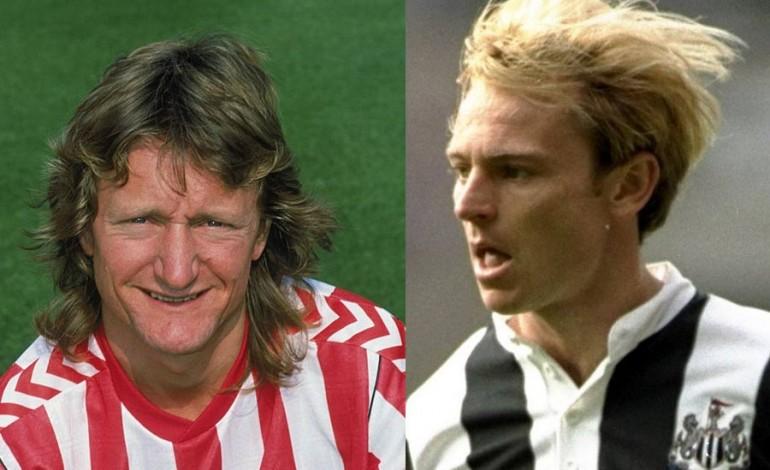 Ex Sunderland and Newcastle Pro's at Newton Aycliffe WMC