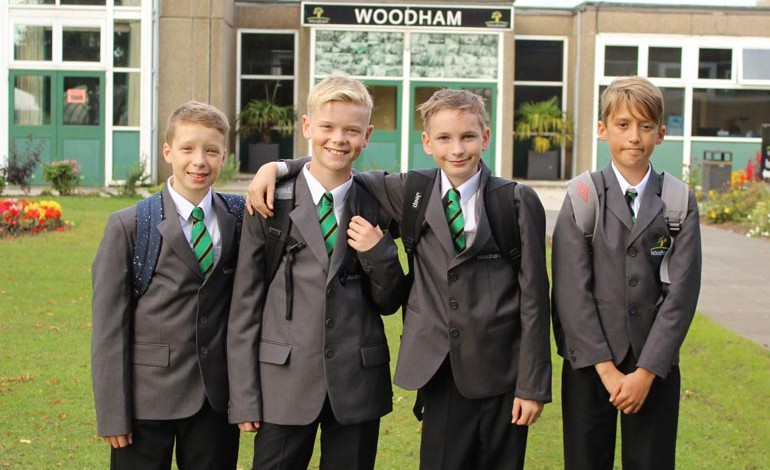 New Year 7's welcomed at Woodham