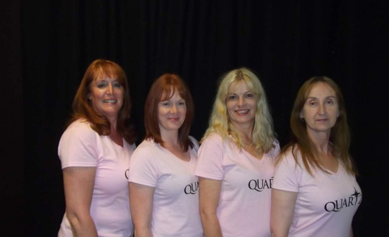 Aycliffe fundraising group holds Ladies Night for Marie Curie