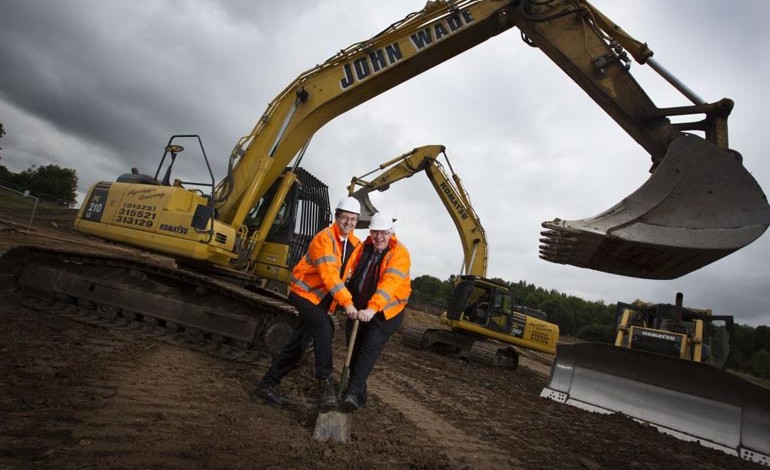 Seeds are sown for further expansion of Aycliffe Business Park