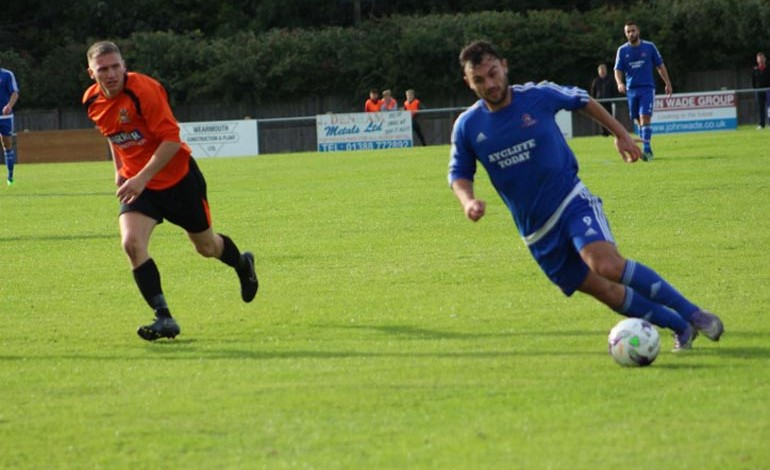 Aycliffe win fourth in a row