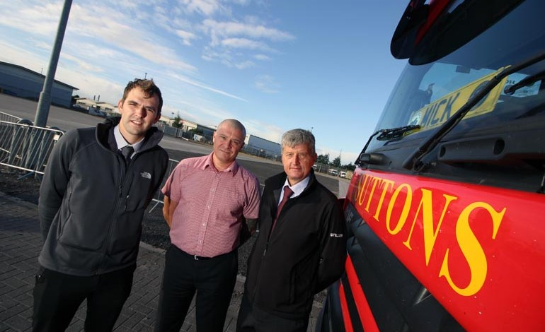 Raisco helps Teesside haulage firm's expansion