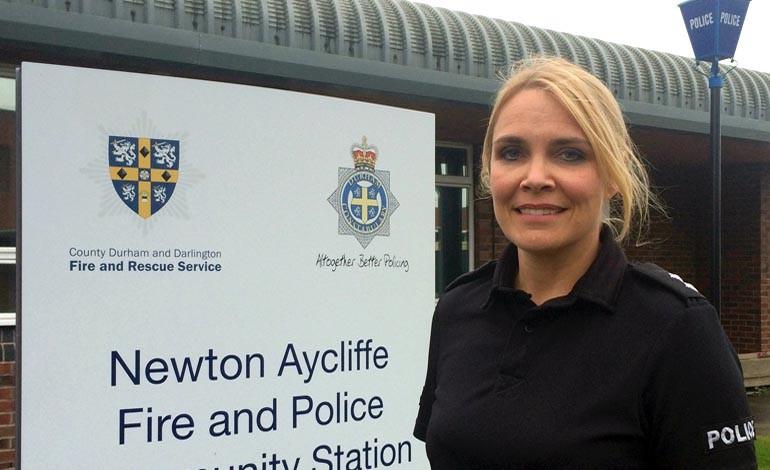 A new neighbourhood inspector for Newton Aycliffe