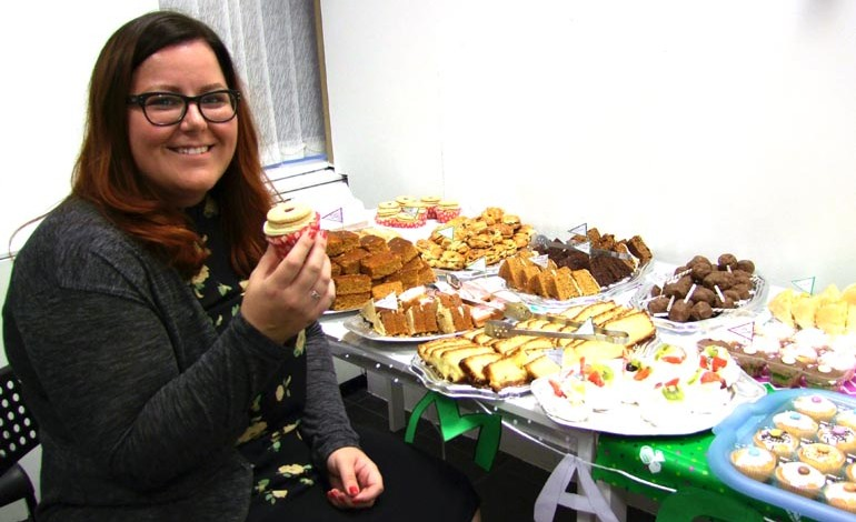 More Time for cake as local enterprise supports coffee morning