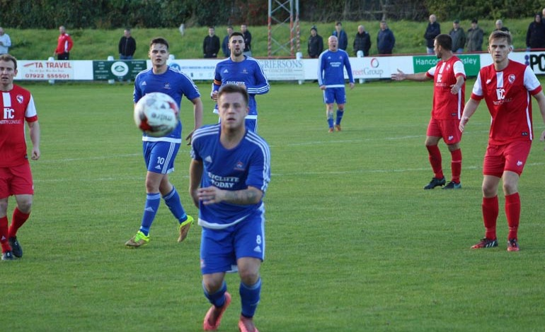 Shildon beat Aycliffe in five-goal derby