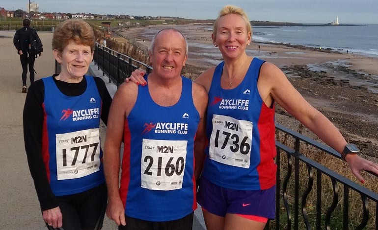 Aycliffe Running Club race report