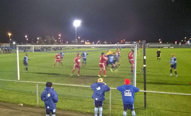 Aycliffe season back on track with two wins