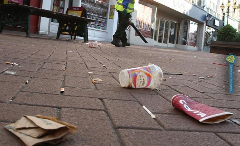 Aycliffe woman one of eight to be prosecuted for dropping litter